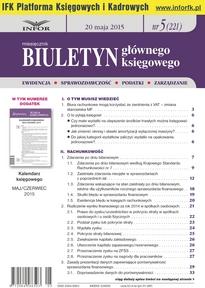 Biuletyn Głównego Księgowego - dwutygodnik - prenumerata kwartalna już od 82,33 zł