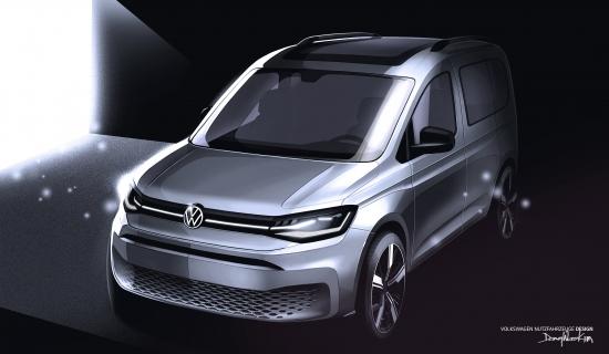 Nowy Volkswagen Caddy. MPV z Polski już w lutym