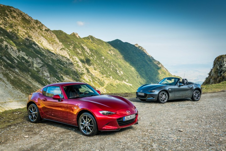 Mazda Mx 5 Rf Cena >> Mazda MX-5 po modernizacjach - cena w Polsce - Rynek - Motonews - Infor.pl