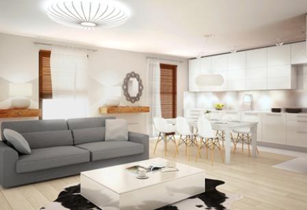 mieszkanie w stylu skandynawskim style projektowanie