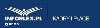 INFORLEX.PL Kadry i Płace - logo