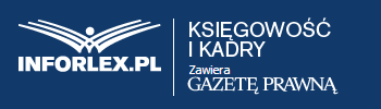 INFORLEX.PL Księgowość i Kadry - logo