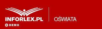 INFORLEX.PL Oświata - logo