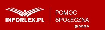 INFORLEX.PL Pomoc Społeczna - logo