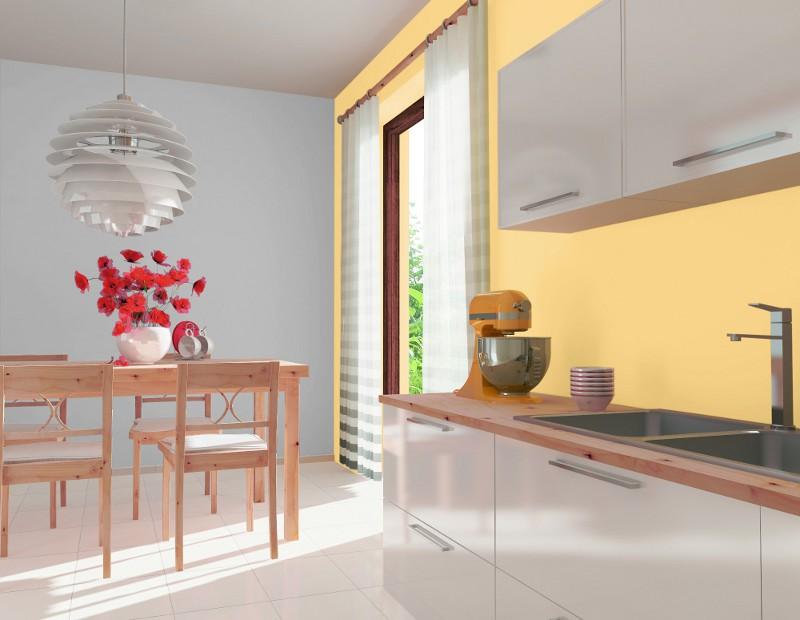 7 Sposobów Na Wykończenie ścian W Kuchni ściany Remont