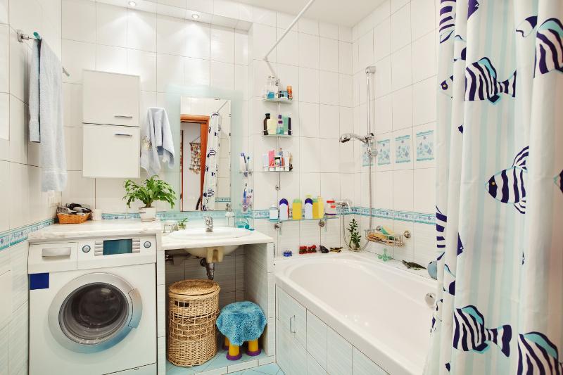 Gdzie umieścić pralkę  w kuchni czy w łazience?  Sprzęt   -> Kuchnia Gazowa Kśt