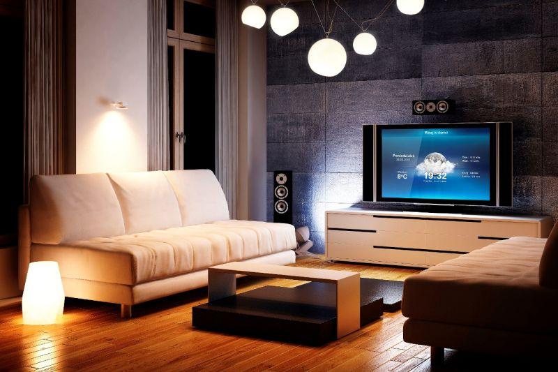 mieszkanie w bloku wyposa one w inteligentne technologie instalacje specjalne instalacje. Black Bedroom Furniture Sets. Home Design Ideas