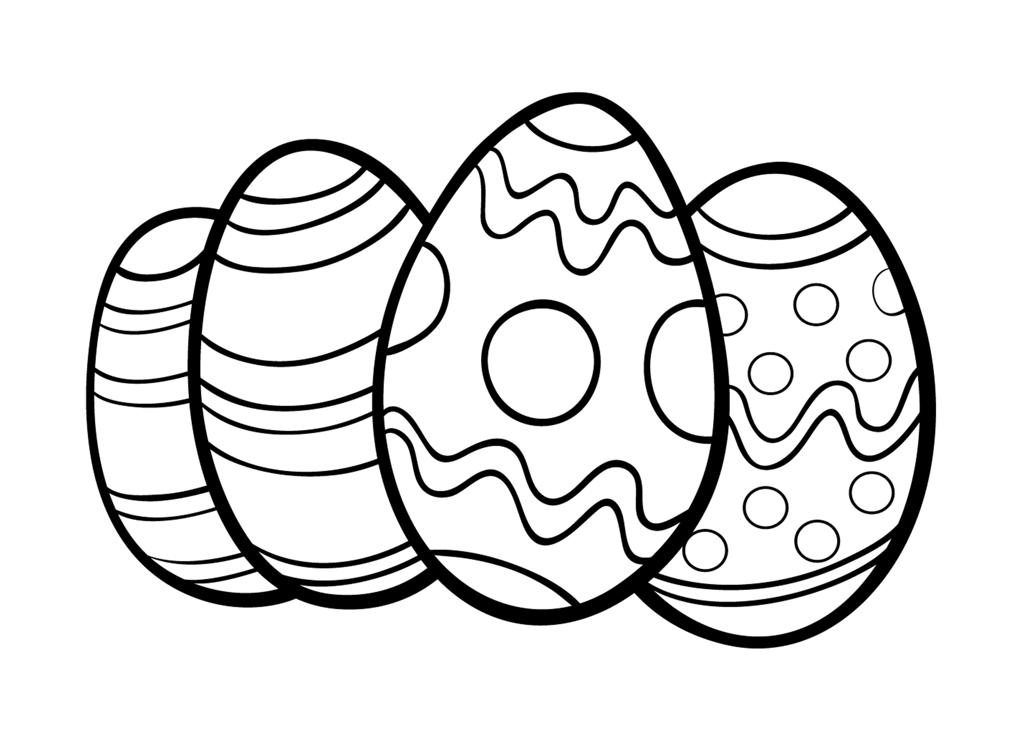 Kolorowanki Komiksy Do Druku Za Darmo Dla Dzieci I: święta Wielkanocne