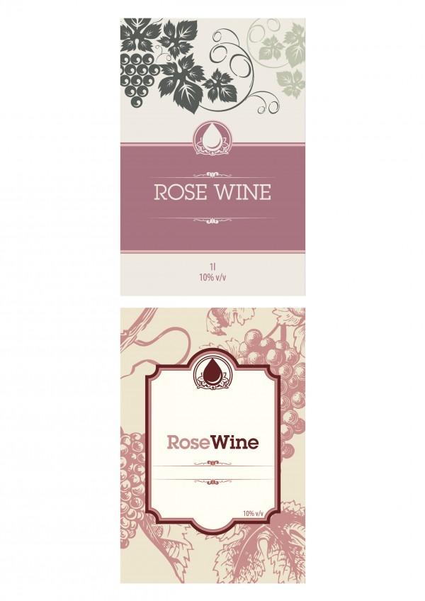 Darmowe etykiety na butelki z winem  Dodatki i gadżety   -> Kuchnia Gazowa Kśt