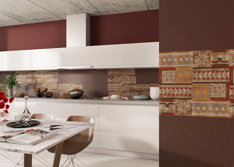 Płytki Opoczno osiem sposobów na kuchnię  Podłogi i   -> Kuchnia Gazowa Kśt