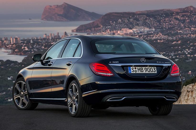 Mercedes Benz Klasy C W205 Oficjalnie Premiery I