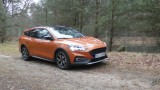 Test: Ford Focus Active 2.0 EcoBlue 150 KM A8