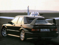 Mercedes 190 E 2.5-16 Evolution II - 30 lat legendy!