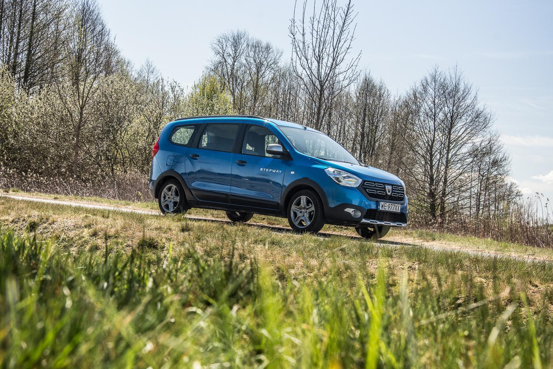 Test: Dacia Lodgy 1.3 TCe 130 KM Stepway - mało płacisz, skandalicznie mało!