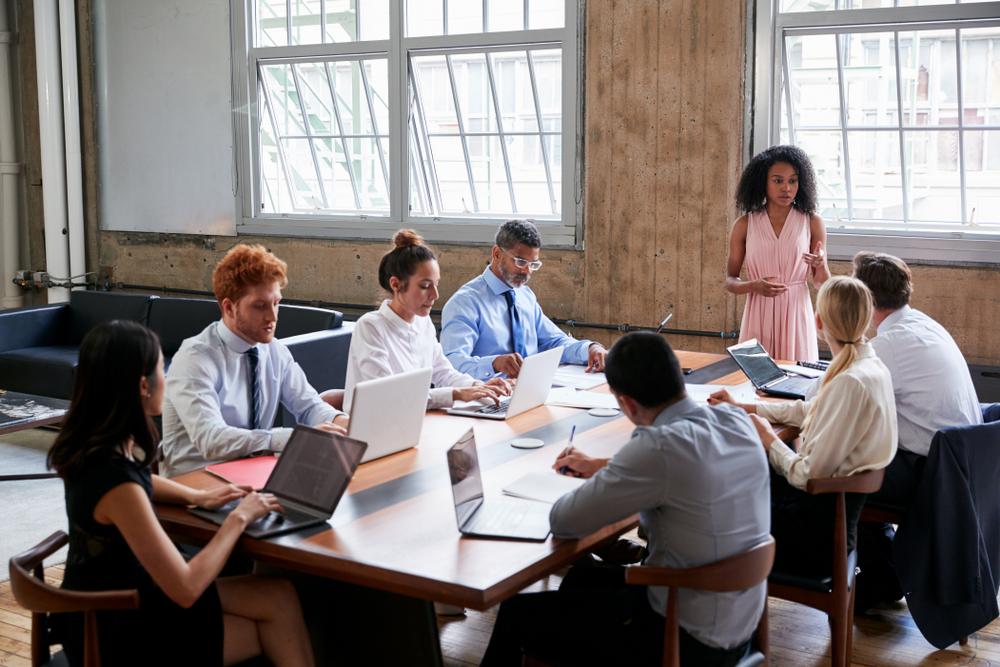 Rośnie powierzchnia elastycznych biur w Polsce
