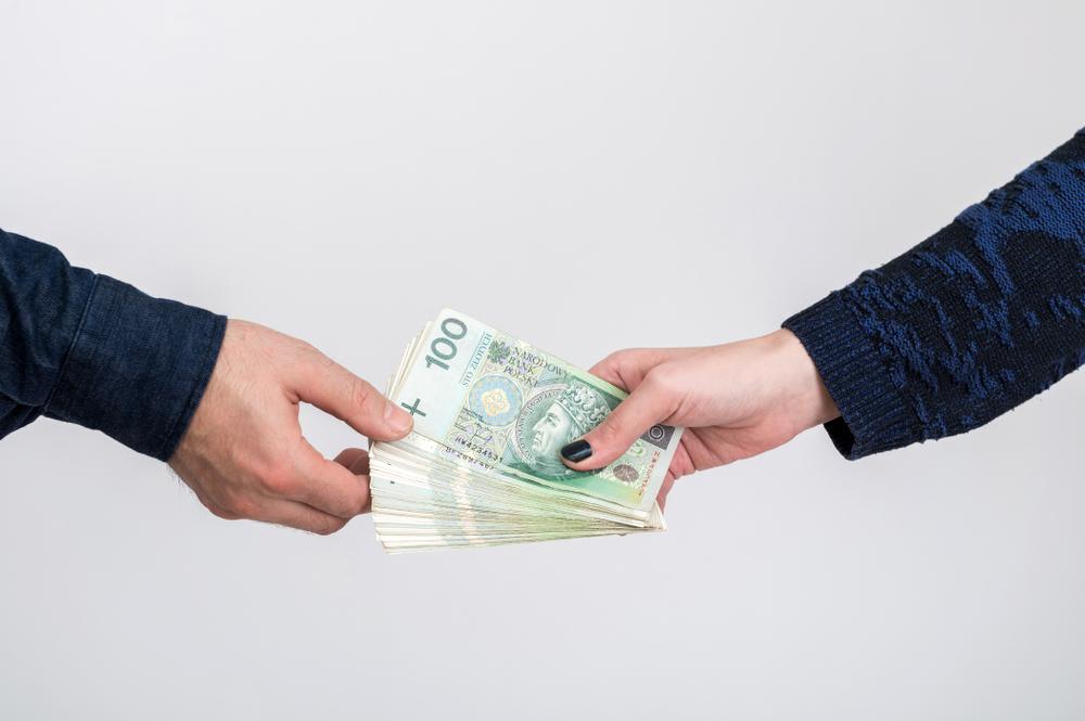 Zwalczanie pożyczek lichwiarskich - projekt ustawy