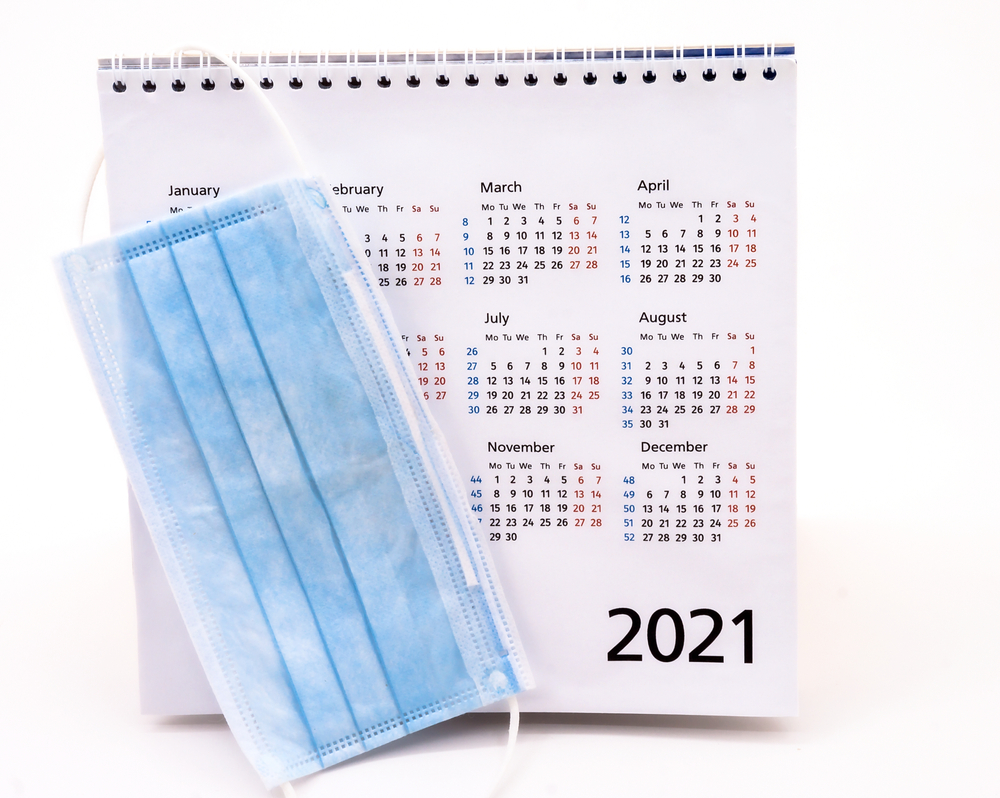 Obostrzenia na październik 2021 r.