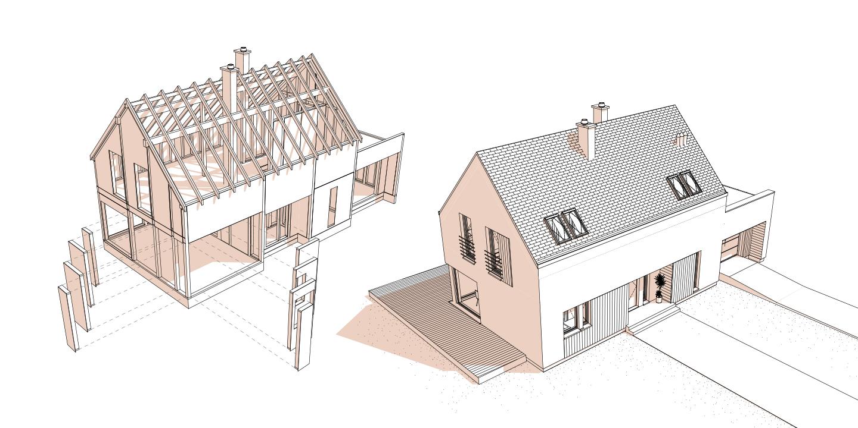 Projekty domów do 70 m2 - konkurs architektoniczny (wnioski do 29 września)