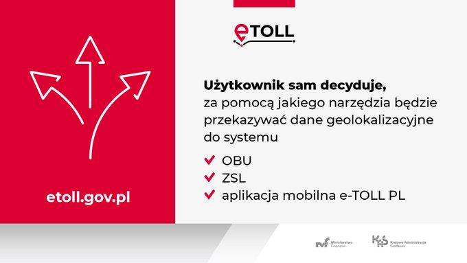 Rejestracja w systemie e-TOLL - jak to zrobić?