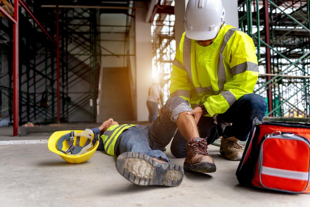 Bezpieczeństwo pracy w budownictwie - konkurs PIP