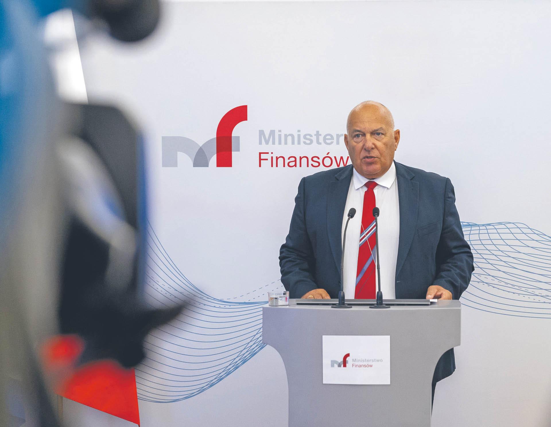 Polski Ład ma zresetować regresywny klin podatkowy