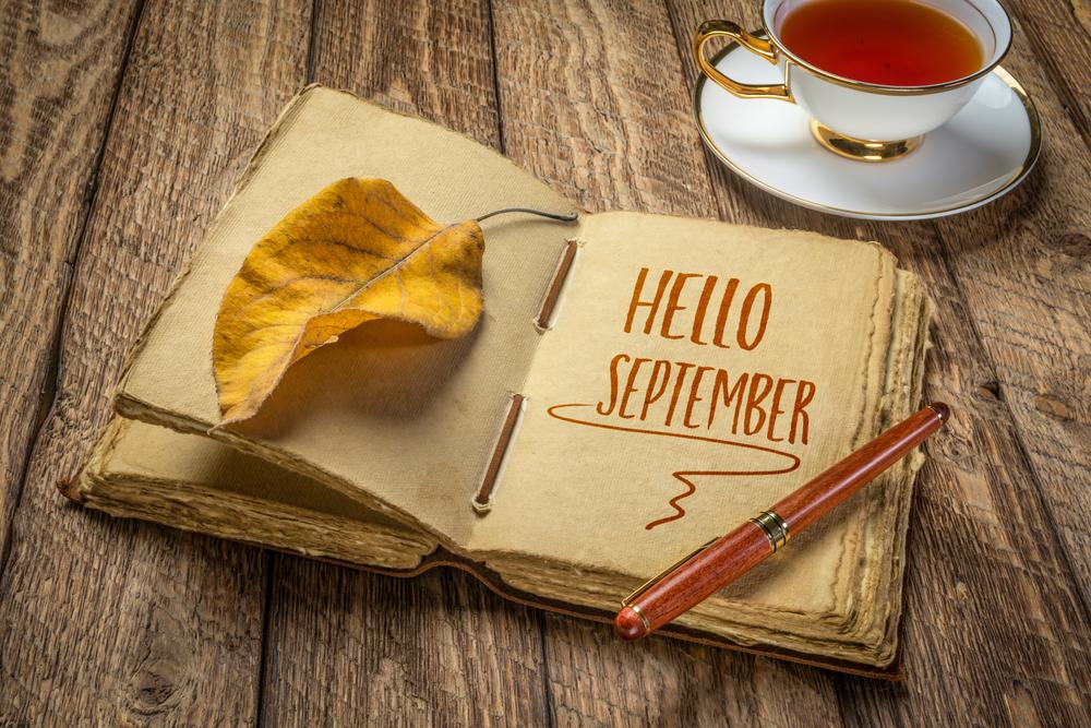 Wrzesień 2021 - godziny pracy, dni wolne od pracy, kalendarz, święta