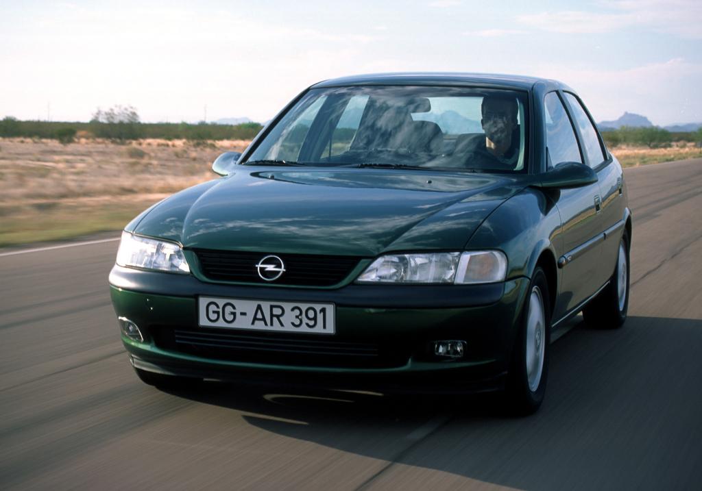 Opel Vectra B: gdzie się podziały tamte pryw… auta?