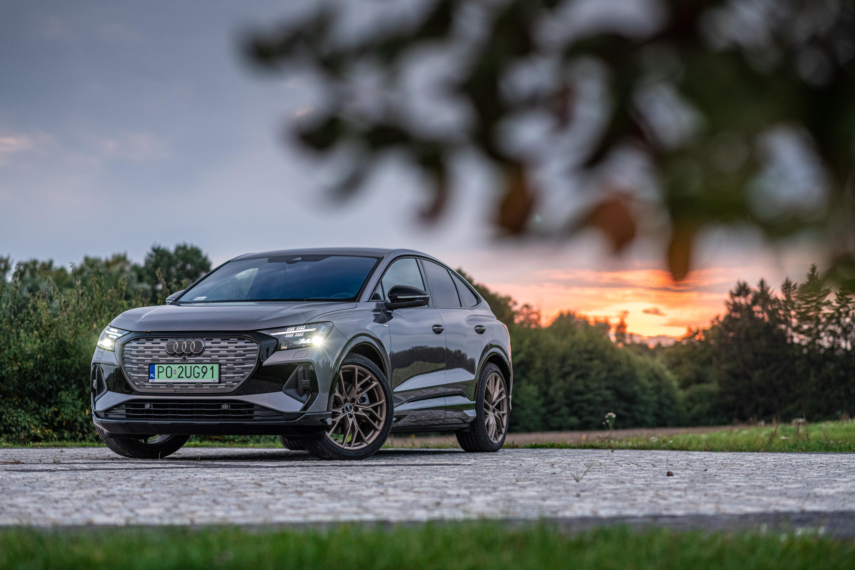 Audi Q4 Sportback e-tron: stylowy, elektryczny i dostępny w Polsce