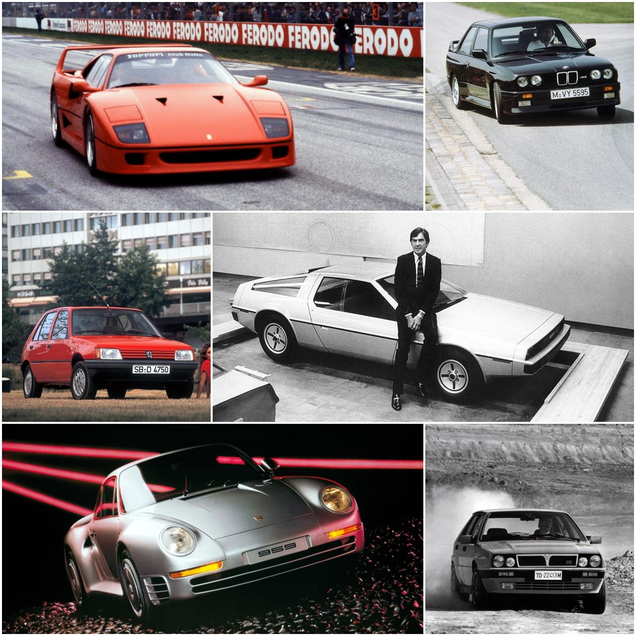 Samochody z lat 80. O jakich legendach trzeba pamiętać?