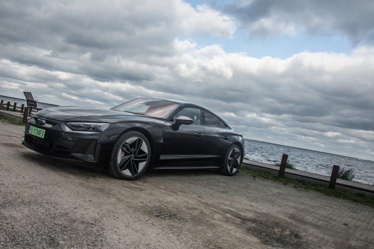 Audi e-tron GT RS: Batman ma nowe auto. Przetestowałem je i ja!