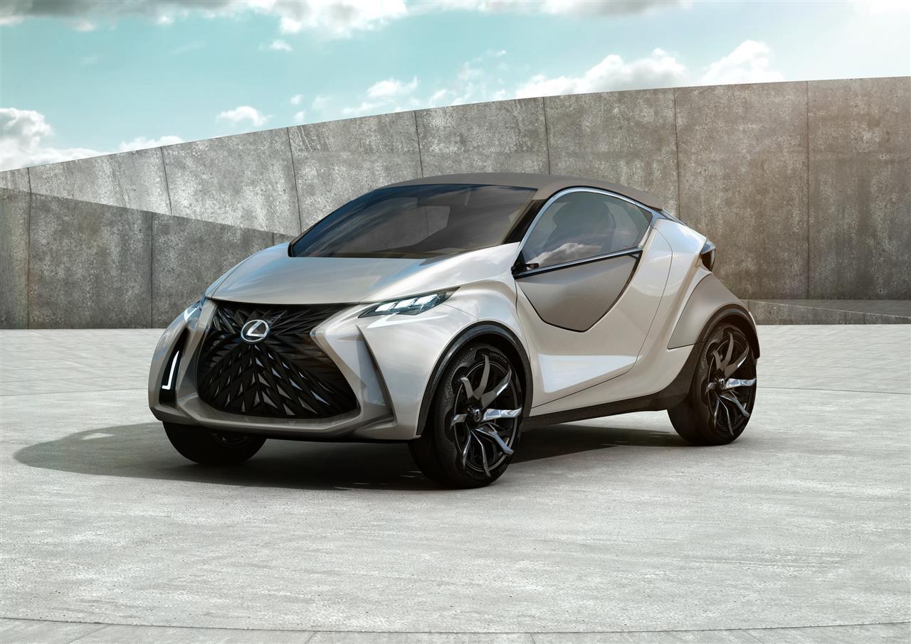Nowy SUV Lexusa, czyli marka sklonuje Yarisa Cross
