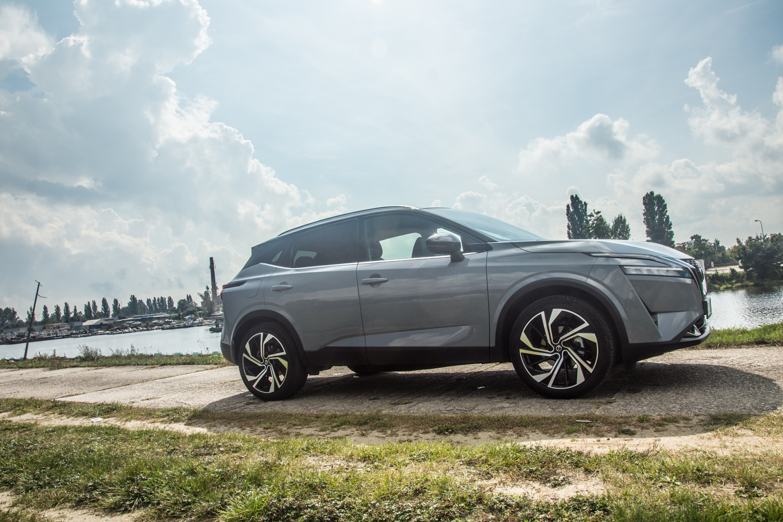 Nissan Qashqai 2021: test japońskiej nowości z wynikiem...