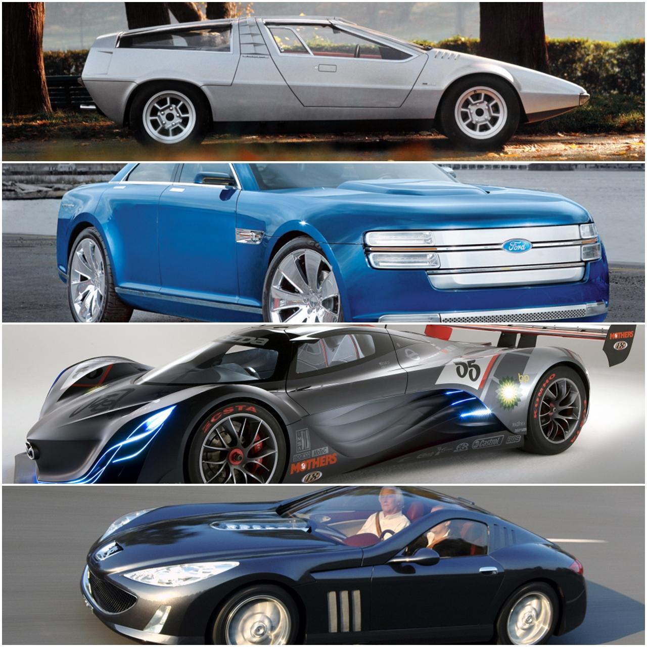 Samochody koncepcyjne: najsłynniejsze projekty na świecie