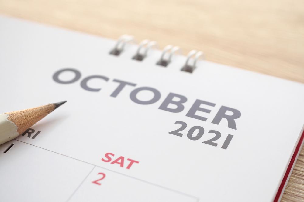 Październik 2021 - kadry i płace, obowiązki ,wymiar czasu pracy, dodatek nocny