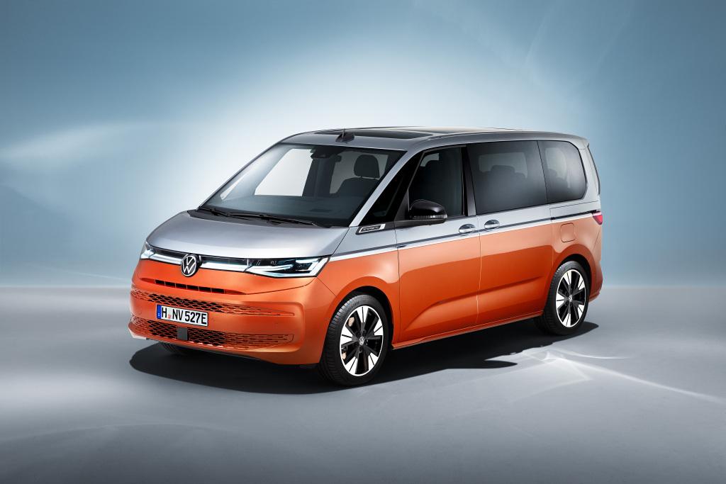 Nowy Multivan T7 pojawił się w cenniku. Ceny od 155 310 zł