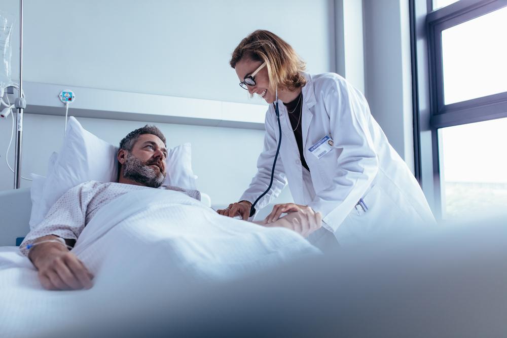 Zasiłek chorobowy za pobyt w szpitalu od 2022 r. - zmiana wysokości