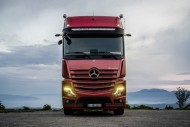 Mercedes-Benz Actros / fot. Mercedes-Benz