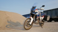 Honda Africa Twin Adventure Sports / fot. Łukasz Kuźmiuk