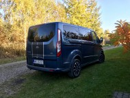 Ford Turneo Custom Sport / fot. Wojciech Sulik