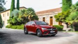 Mercedes GLC Coupe lifting