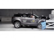 Crash test Euro NCAP - Range Rover Evoque