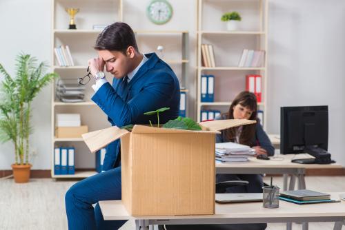 Ustanie stosunku pracy związane z upadłością lub likwidacją miejsca pracy /fot. Shutterstock