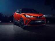 Nowa Toyota C-HR - do cennika trafia Hybrid Dynamic Force