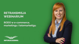 RODO w e-commerce, marketingu i telemarketigu