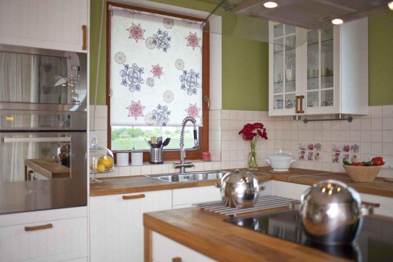 Czy Zazdrostki W Kuchni Ciągle Są Na Czasie Projektowanie