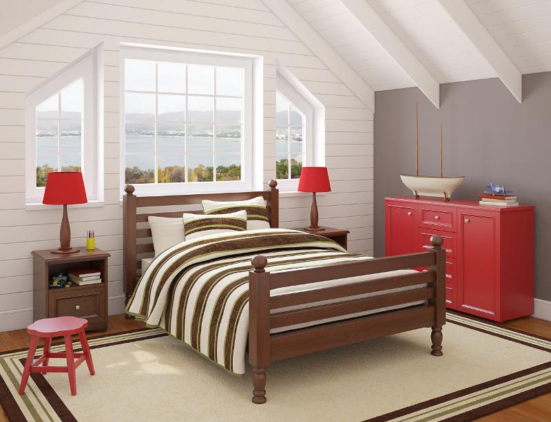 Jak Ustawić łóżko W Sypialni Projektowanie Wnętrz