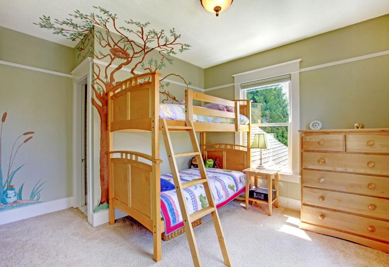 Czy łóżko Piętrowe Jest Bezpieczne Dla Dzieci