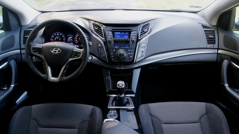 test hyundai i40 2.0 gdi 177 km - piękna limuzyna - nowe - testy aut