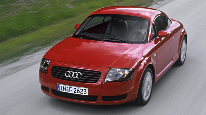 Używane Audi TT 8N (1998-2006) – usterki i problemy