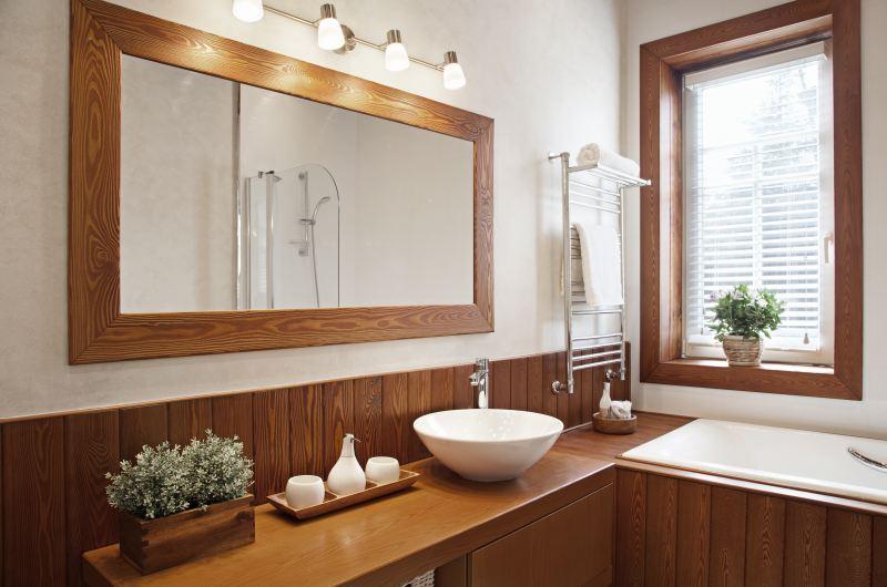 Jak Zapobiegać Parowaniu Lustra W łazience Projektowanie